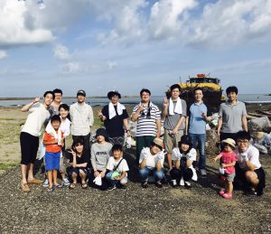 クリーンビーチ石川2017