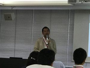 京都大学上級経営会計専門家(EMBA)プログラム受講中