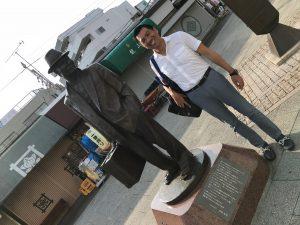 フーテンの寅さんの聖地 浅草訪問(2) 2018