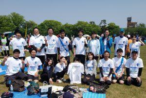 金沢城リレーマラソン参加 2019