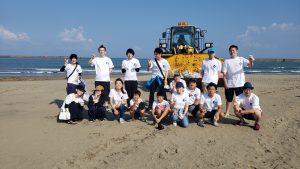 クリーンビーチ石川 2019