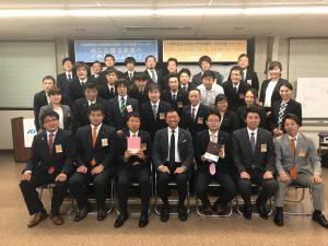 糸魚川青年会議所2019 10月例会講師受嘱の件