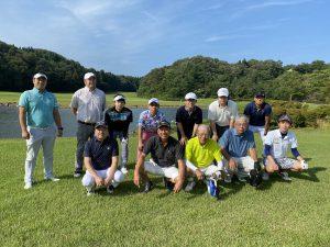 会社コンペ2020 IN ゴールドウインゴルフ倶楽部
