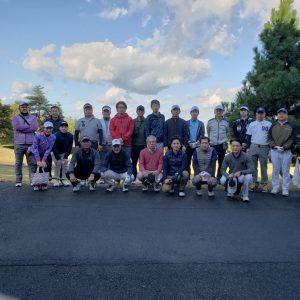 ゴルフコンペ 2020秋の陣