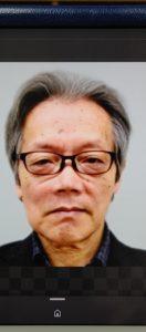 「北國アマ囲碁名誉名人の神野正昭氏」<501>